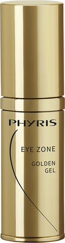 PHYRIS Eye Zone Golden Gel 15 ml Augengel mit feinsten Goldpartikel