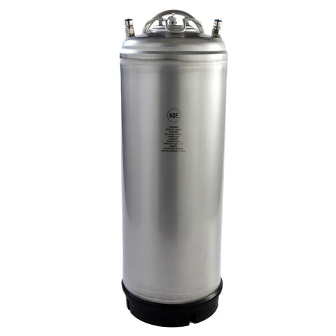 5 Gal AMCYL Ball Lock Keg - Strap