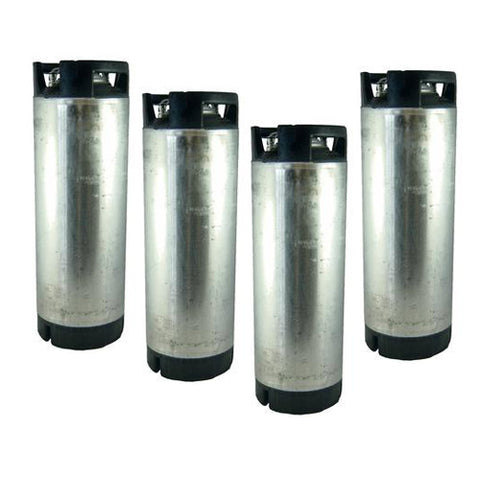 Corny Keg Ball Lock Pepsi Style Keg - 4 Pack