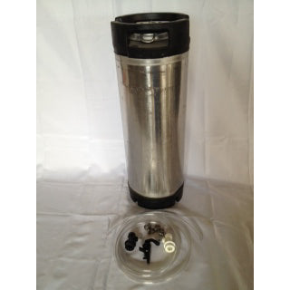 Pepsi Style Ball Lock Keg Kit
