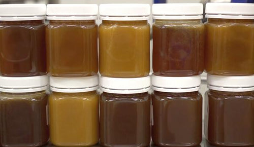 Is Manuka honey always the same colour?