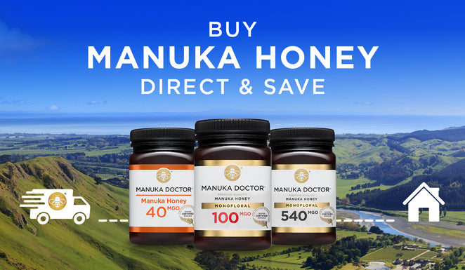 Buy Manuka Direct and Save