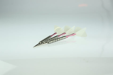 Pink Lady 90% Tungsten Dart Set