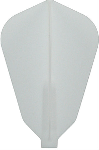Fit Flight, Fan Tail, White