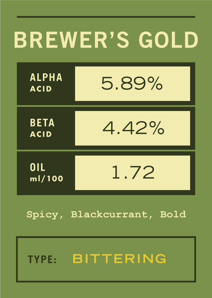Brewer's Gold - 2020 [11lbs]