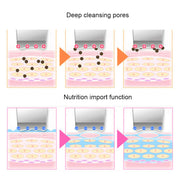 Ultrasonic Skin Scrubber Deep Cleaning Face Scrubber