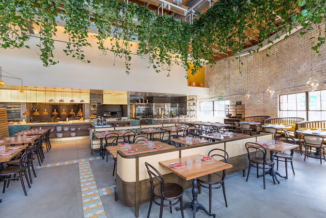 The Most Stylish Restaurants in Major American Cities
