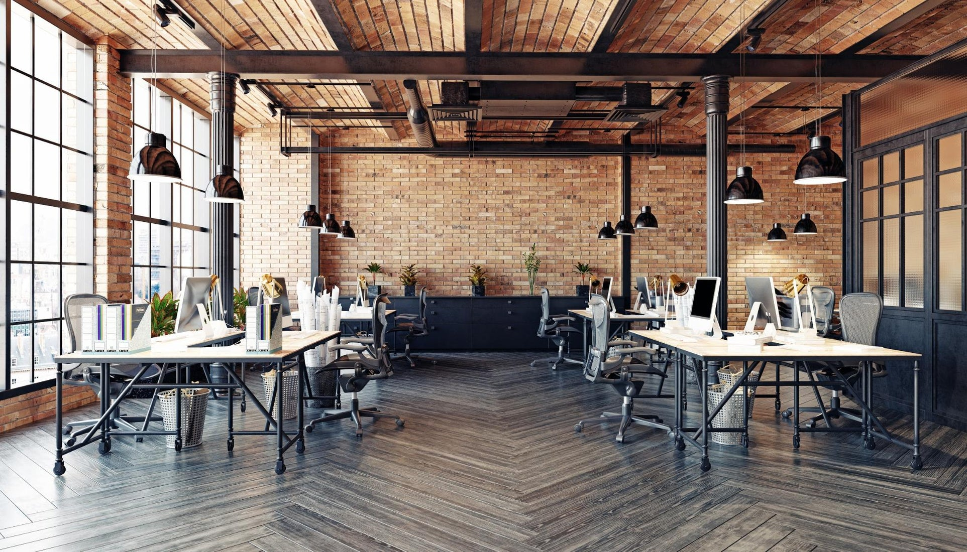 Top Trends For Your Office Spaces In 2019 Wall Theory