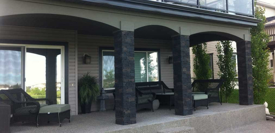 Your Pillars Should Fit Your Home