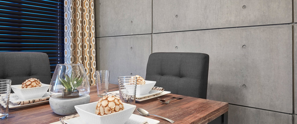 How To Install Urbanconcrete Faux Concrete Panels Wall