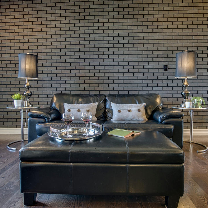 modern brick wall panels