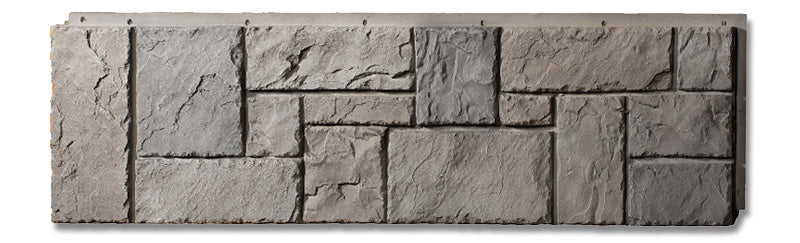 Castle Faux Stone Panel features.