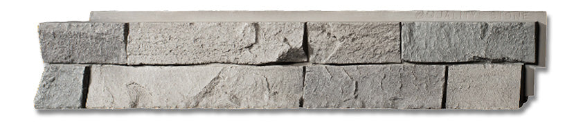Ledge Faux Stone Panel Features.