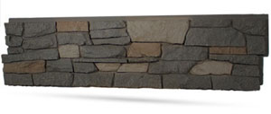 Ridge Stone Faux Stone Panels