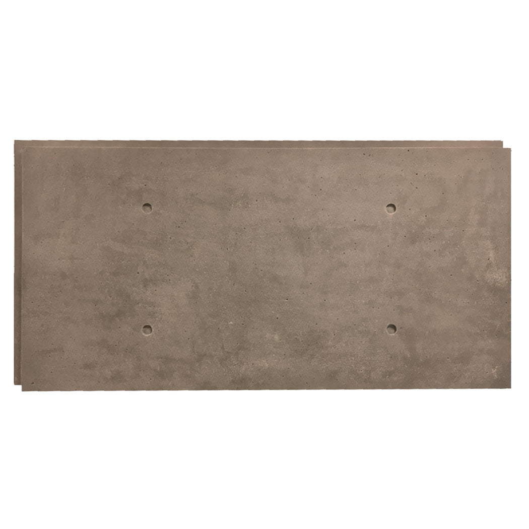 "URBAN CONCRETE - 24"" X 48"" - RUSTIC GREY"