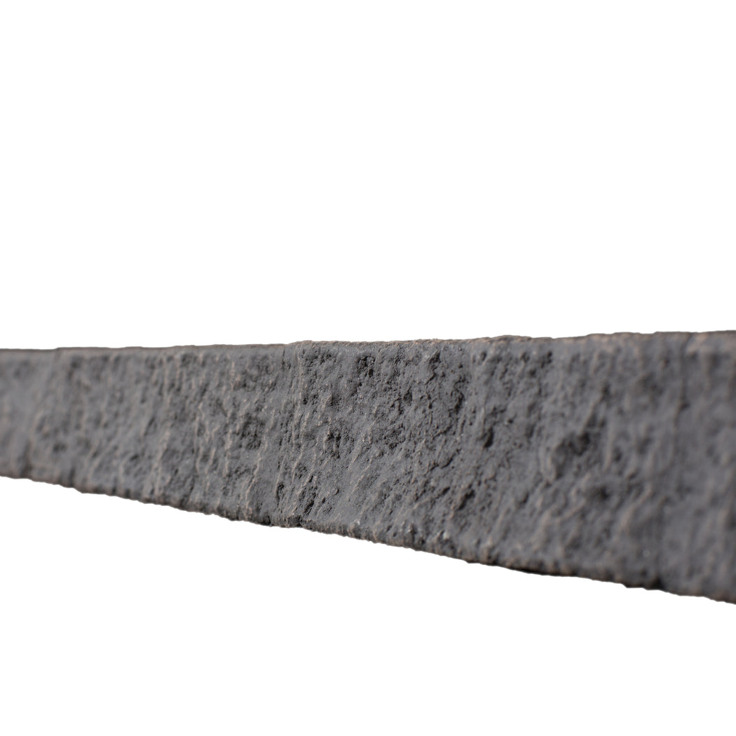 QUALITY STONE EDGE TRIM - BLACK
