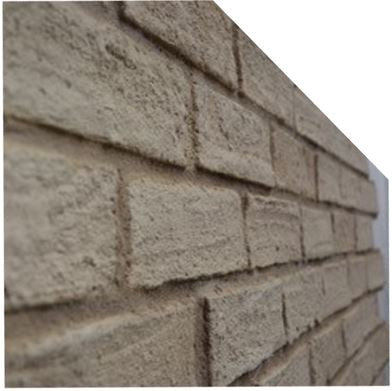 CLASSIC BRICK - YELLOW BUFF - SAMPLE
