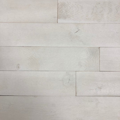 DISTRESSED WOOD WALL - HAMPTONS WHITE