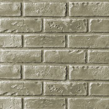 REAL CAST - BRICK - NATURAL GREY