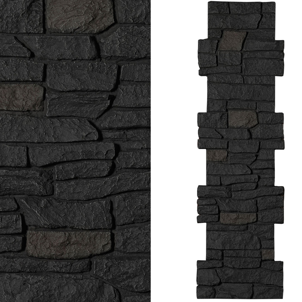 Ridge Stone Pillar Panels