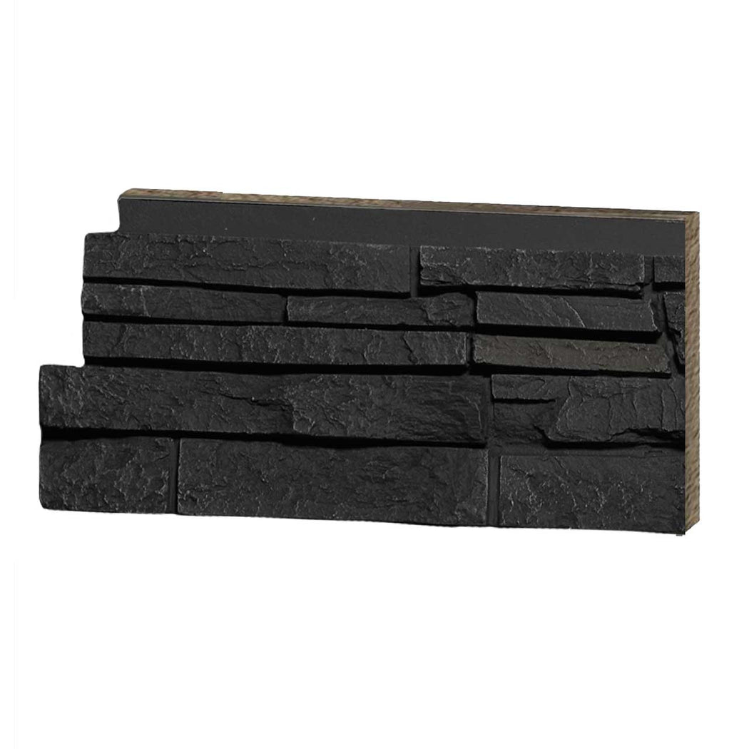 Stacked Stone - Black Blend Sample