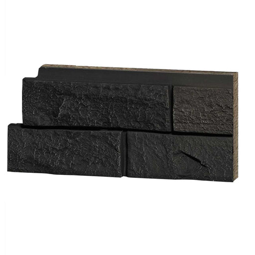 FAUX LEDGE STONE - BLACK BEND - SAMPLE