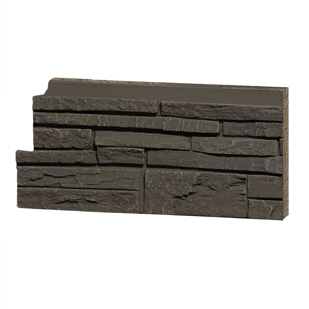 Stacked Stone Grey Blend Sample