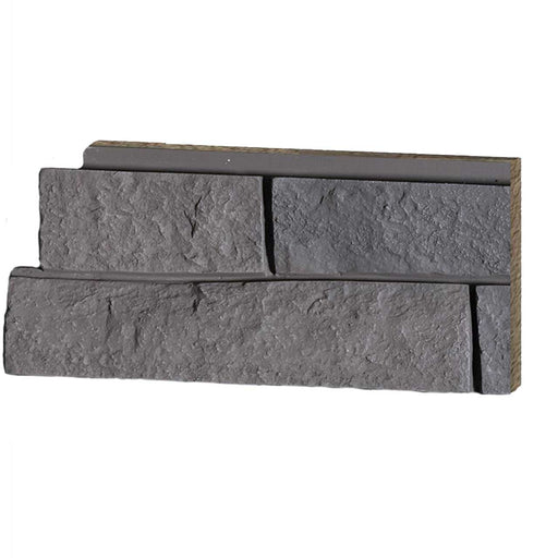 FAUX LEDGE STONE - GREY BLEND - SAMPLE