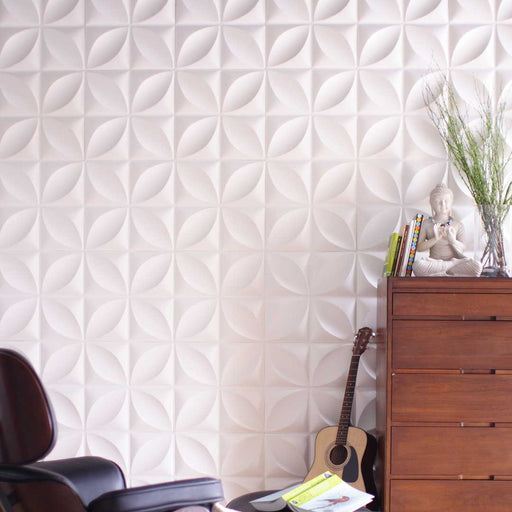 3D Textured Wall Panels - Wallflats Chrysalis | FINAL SALE