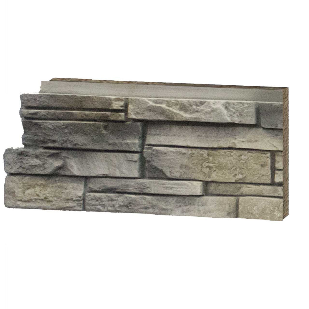 STACKED STONE - LIMESTONE - SAMPLE