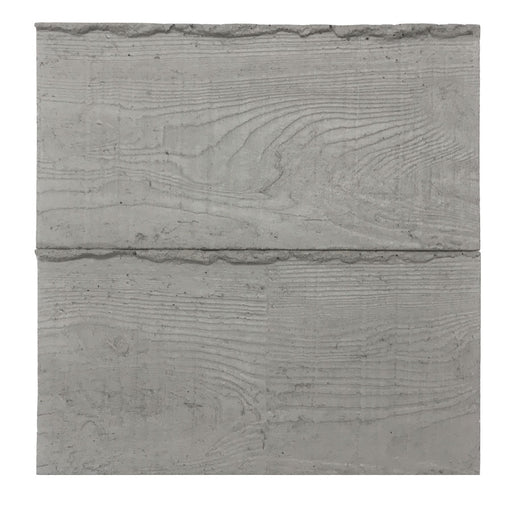 RealCast Board-Form - Medium Grey Sample