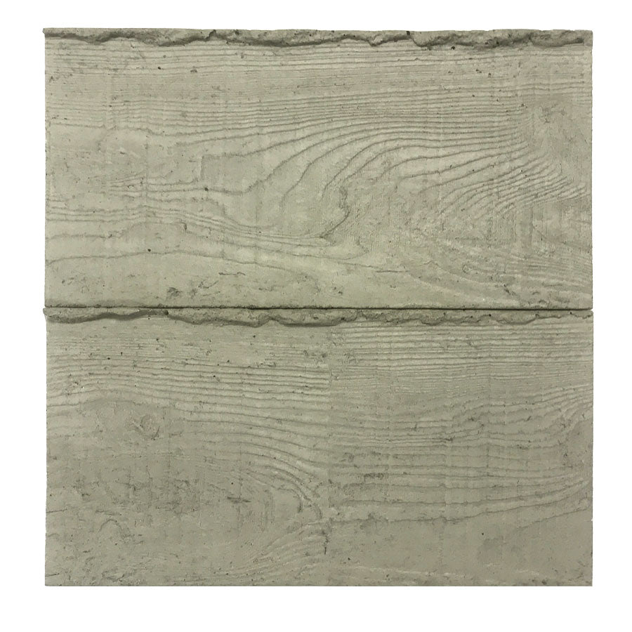 RealCast Board-Form - Natural Grey Sample
