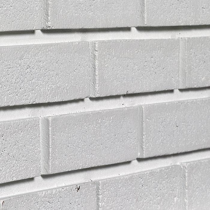 "MODERN BRICK - 11X44.5"" PANEL - SIMPLY WHITE"