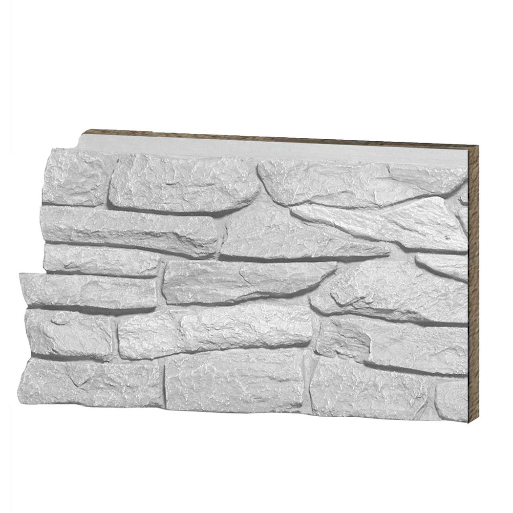 Ridge Stone Simply - White Sample