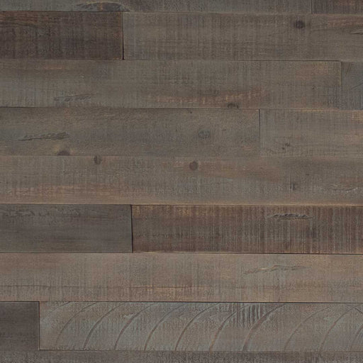 DISTRESSED WOOD WALL - GREY-ISH