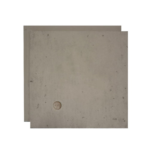 URBANCONCRETE - WASHED GREY (W/CIRCLE) - SAMPLE