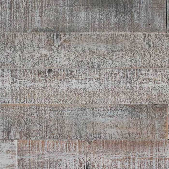 DISTRESSED WOOD WALL - WHITE-ISH