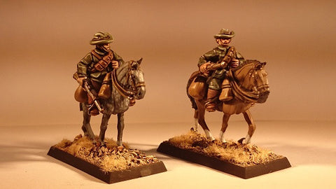 ALH104 Australian Light Horse Mounted Rifles