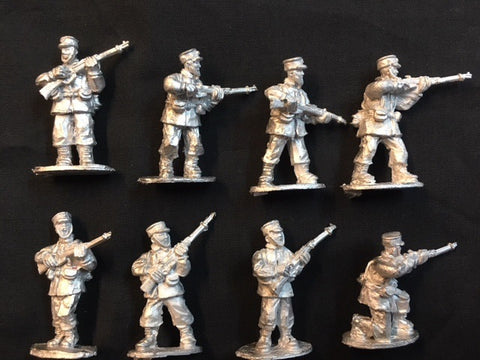 BXR108a Japanese Infantry (8 pack)