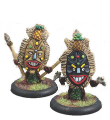 LH105 Pineapple Tribe Chiefs