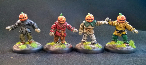 TH106 Pumpkin Horrors
