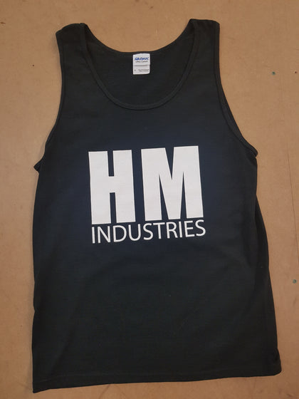 I Helped Build HM Industries - Eyeball Tanktop (Available In-Store)