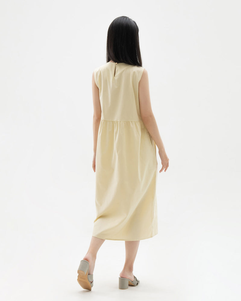 Calla Yellow Dress