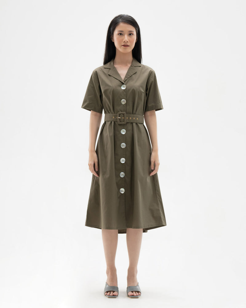 Neal Army Dress