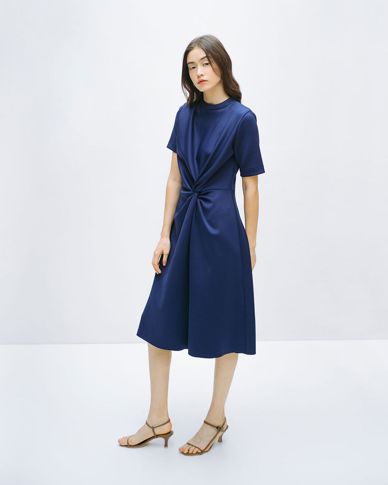 Bea Navy Dress