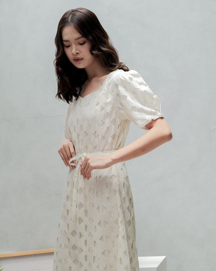 Lace Mun Hee Dress