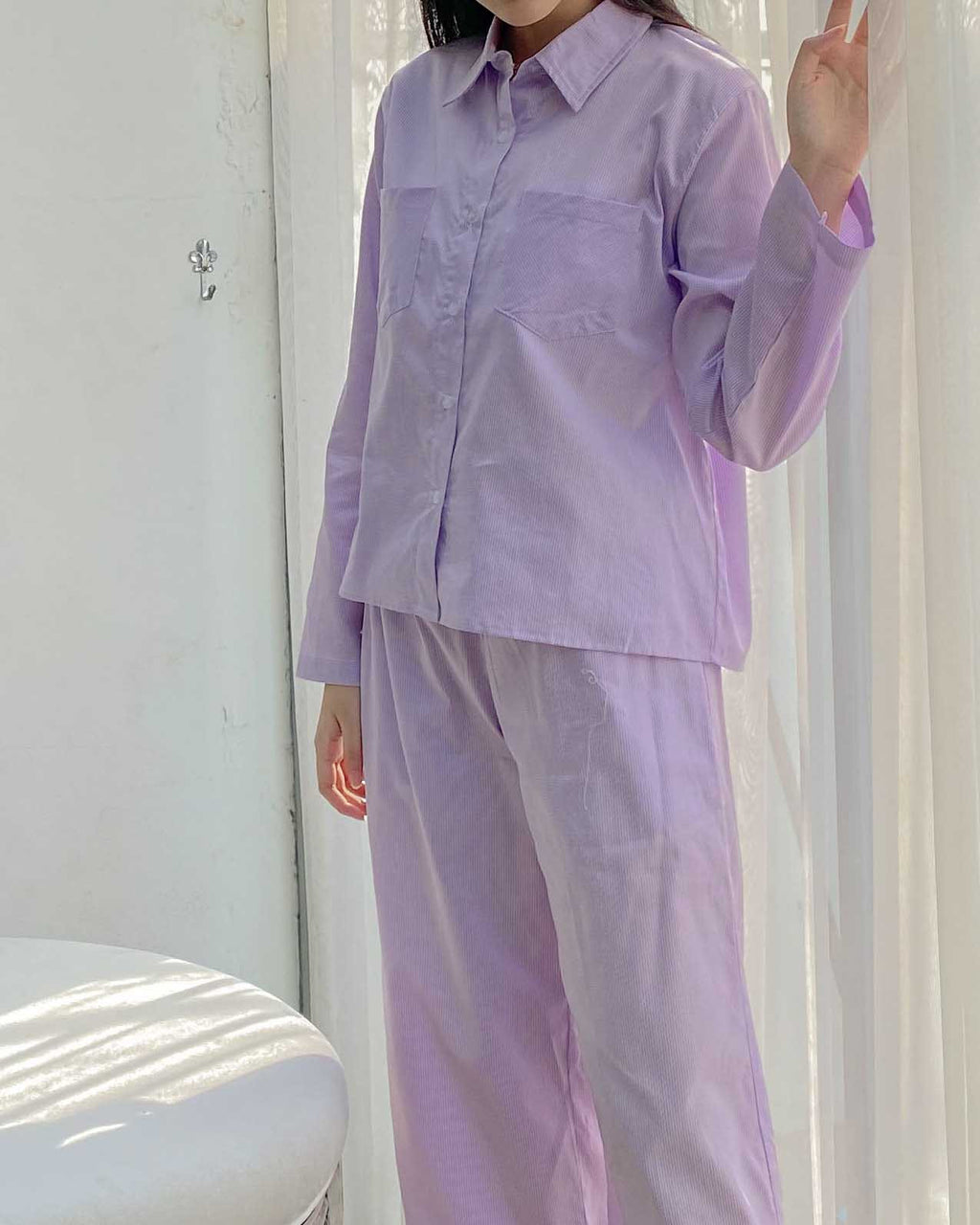 Willow Purple Pajamas