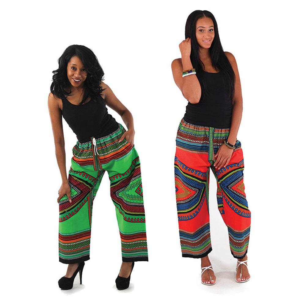 Heart Of Africa Pants