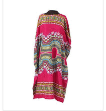 Load image into Gallery viewer, Traditional Print Short Kaftan