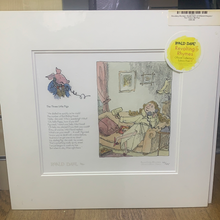 Load image into Gallery viewer, REDUCED TO CLEAR : Revolting Rhymes - Roald Dahl & Quentin Blake Prints